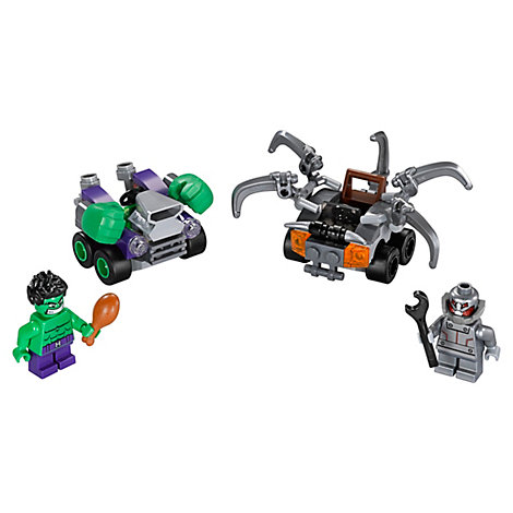 LEGO Mighty Micros: Hulk vs Ultron Set 76066