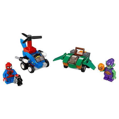 LEGO Mighty Micros: Spider-Man vs Green Goblin Set 76064