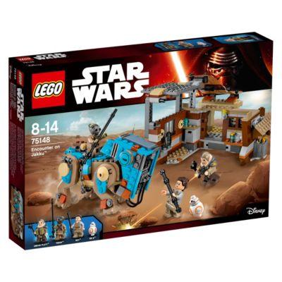 Ensemble LEGO 75148 Rencontre sur Jakku, Star Wars : Le Réveil de la Force