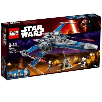 Ensemble LEGO 75149 chasseur X-Wing de la Résistance, Star Wars : Le Réveil de la Force