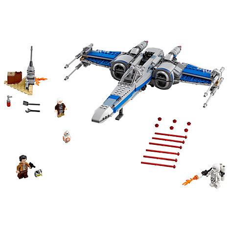 LEGO caza Ala-X Resistencia, Star Wars: El despertar de la Fuerza (set 75149)