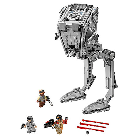 Rogue One: A Star Wars Story - AT-ST Walker LEGO Set 75153