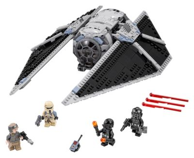 LEGO TIE Striker Set 75154, Rogue One: A Star Wars Story