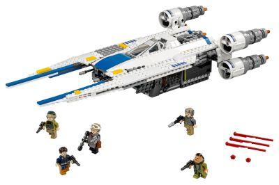Rogue One: A Star Wars Story - U-Wing-Fighter der Rebellen LEGO Set 75155