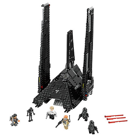 Ensemble 75156 Krennic's Imperial Shuttle LEGO, Rogue One: A Star Wars Story