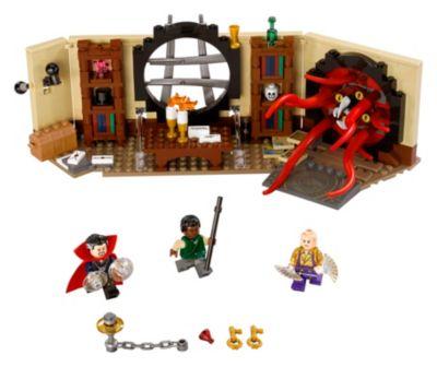 Set LEGO 76060 Il Sancta Sanctorum del Dottor Strange