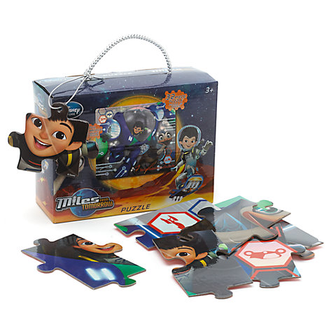 Miles From Tomorrow 32 Piece Puzzle