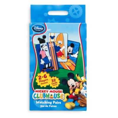 Mickey Mouse Matching Pairs Game