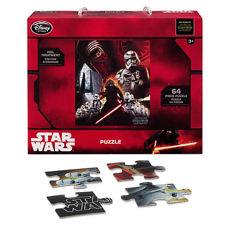 Star Wars: The Force Awakens 64 Piece Puzzle