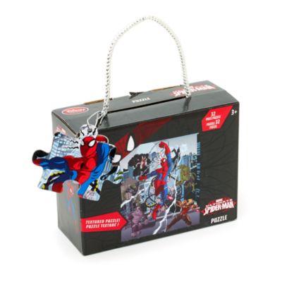 Puzzle Spider-Man texturé de 32 pièces