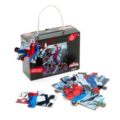 Spider-Man Textured 32 Piece Puzzle