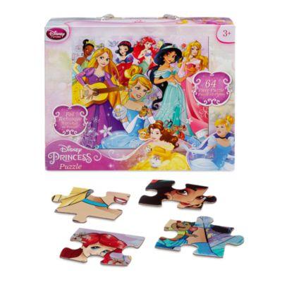 Puzzle 64 pièces Princesses Disney