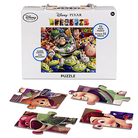 Toy Story - Puzzle (32 Teile)