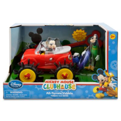 Mickey Mouse All-Terrain Vehicle Playset