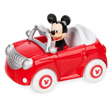 Mickey Mouse City Car