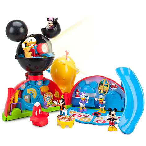 Mickey Mouse Clubhouse Playset and Figures