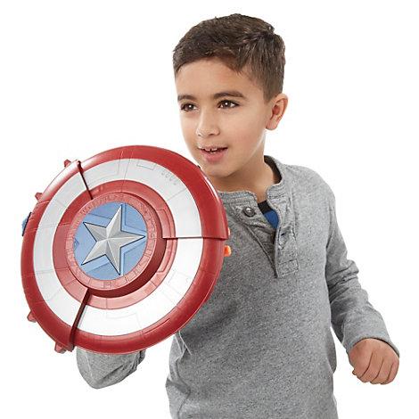 Escudo con lanzador oculto Capitán América, Capitán América: Civil War
