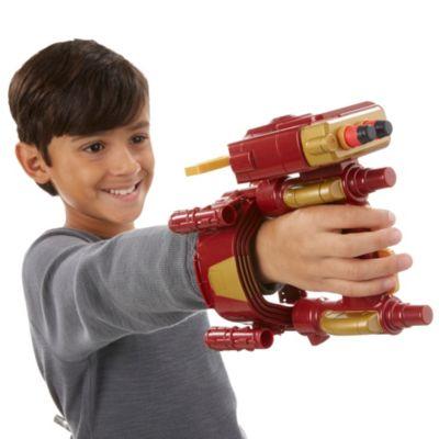 Armadura deslizante con disparador Iron Man, Capitán América: Civil War