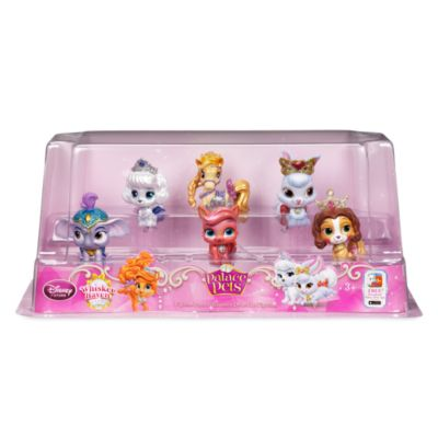 Palace Pets Figurine Playset Ensemble