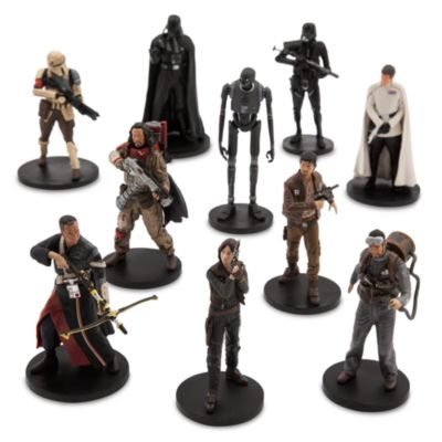 Rogue One: A Star Wars Story - Actionfiguren-Set Deluxe