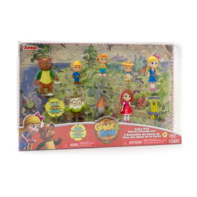 Ensemble Goldie & Bear Fairy Tale Forest Friends