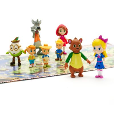 Goldie & Bear Fairy Tale Forest Friends Set