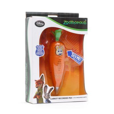 Zootropolis Carrot Recorder Pen