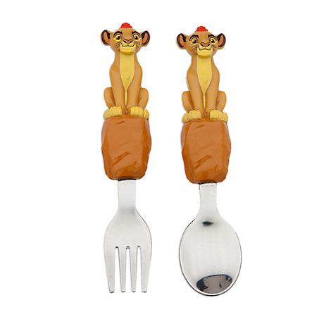 The Lion Guard Cutlery Set