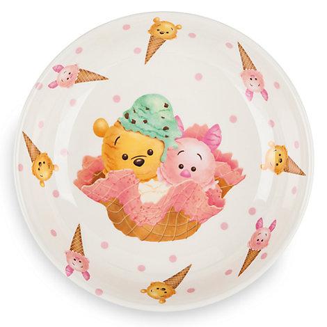 Winnie the Pooh and Friends Tsum Tsum Plate