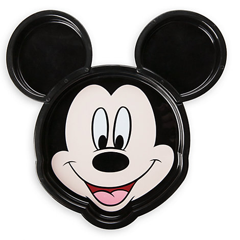 Mickey Mouse Plate Set