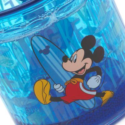 Taza transparente Mickey Mouse