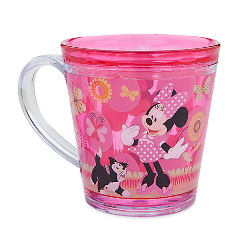 Minnie Mouse Waterfill Cup