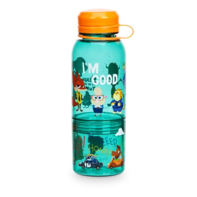 Zootropolis Drinks Bottle with Snack Pot