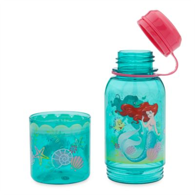 The Little Mermaid Drinks Bottle with Snack Pot