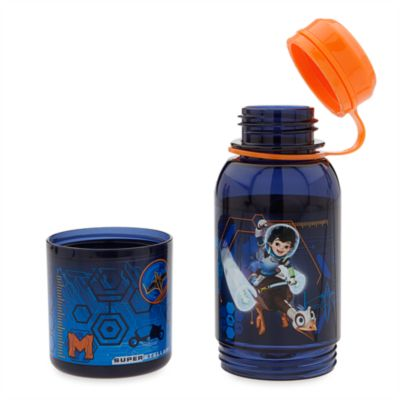 Miles From Tomorrow Bottle with Snack Pot