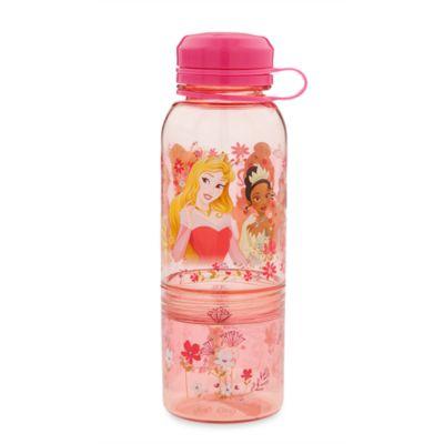 Disney Princess Drinks Bottle with Snack Pot