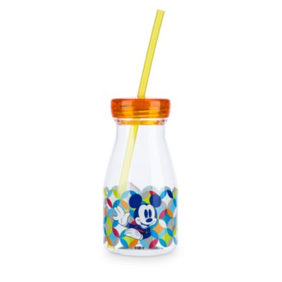 Mickey Mouse Milk Bottle, Summer Fun Collection