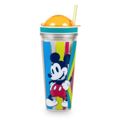 Mickey Mouse Snack Bottle, Summer Fun Collection