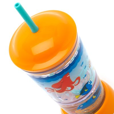 Bicchiere con palla di neve Alla ricerca di Dory