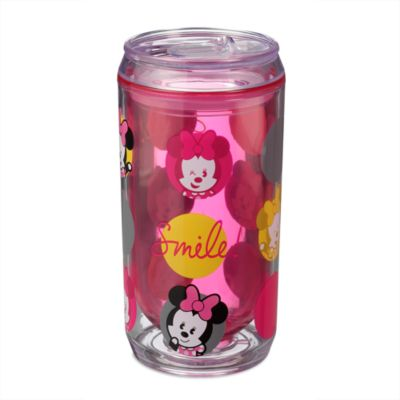 Minnie Mouse MXYZ Soda Can Drink Bottle