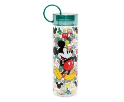 Mickey Mouse Pattern Water Bottle