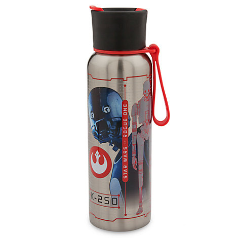 Rogue One: A Star Wars Story - K-2S0 Edelstahltrinkflasche