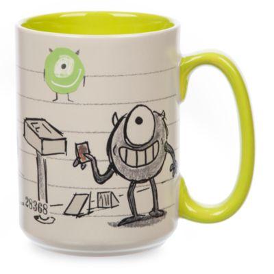 Mike Concept Art Mug, Monsters, Inc.
