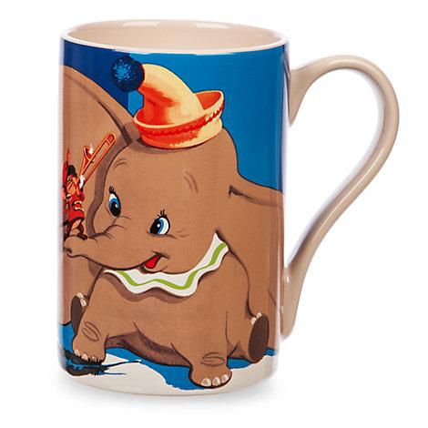 Dumbo And Timothy Mouse Record Cover Artwork Mug