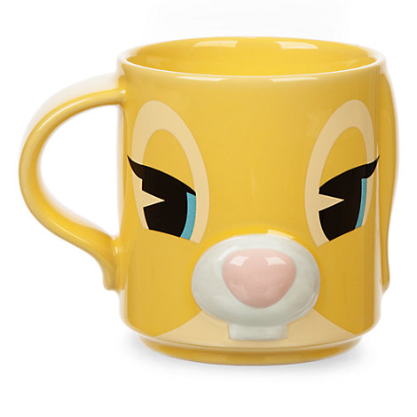 Miss Bunny Character Mug, Bambi