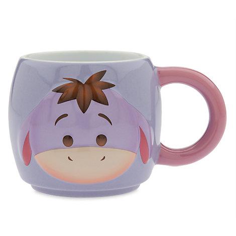 Eeyore Tsum Tsum Character Mug, Winnie the Pooh