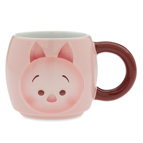 Piglet Tsum Tsum Character Mug, Winnie the Pooh
