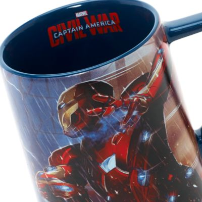 Captain America And Iron Man Mug, Captain America: Civil War