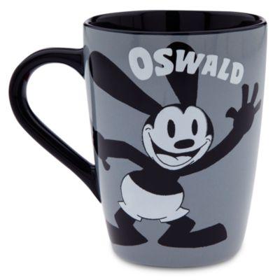 Oswald - Becher mit Buchstaben