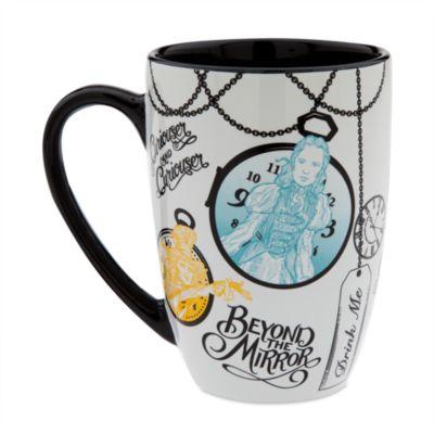Alice im Wunderland - Hinter den Spiegeln - Becher mit Charakter-Motiven